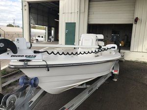 Used Pathfinder 2400 TE Freshwater Fishing Boat For Sale