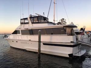 Used Viking Motoryacht 63 Motor Yacht For Sale