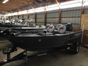 Used Tracker Pro Guide V-16 T Freshwater Fishing Boat For Sale
