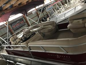Used Sun Tracker Party Barge 22 XP3Party Barge 22 XP3 Pontoon Boat For Sale