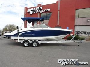 Used Chaparral 244 Sunesta Deck Boat For Sale