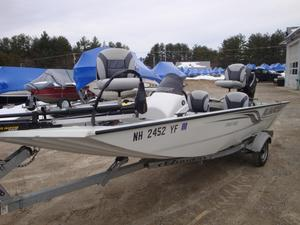 Used Alumacraft Pro 165 Bass Boat For Sale