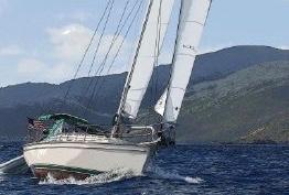 Used Island Packet Estero 36 Cruiser Sailboat For Sale