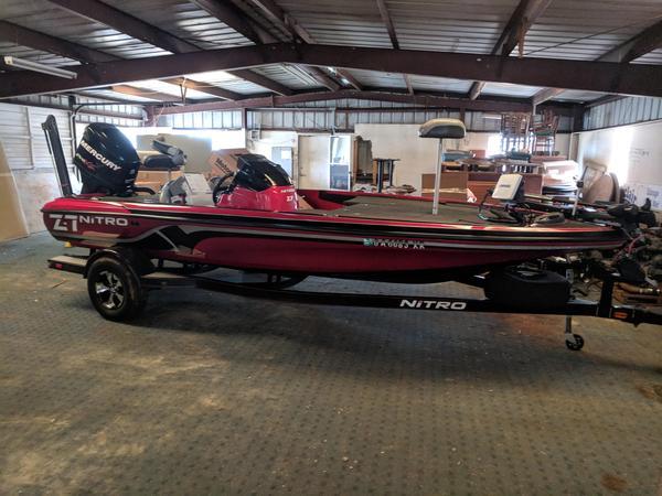 Used Nitro Z-7Z-7 Bass Boat For Sale