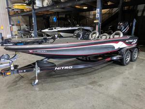 Used Nitro Z-8Z-8 Bass Boat For Sale