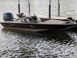 Used G3 HP 170 Bass Boat For Sale
