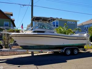 Used Grady-White 246G Explorer Walkaround Fishing Boat For Sale