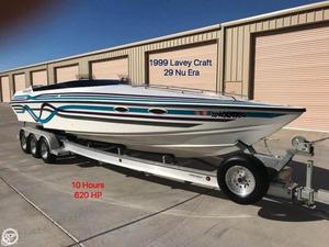 Used Lavey Craft 29 Nu Era High Performance Boat For Sale