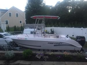 Used Pro-Line 19' SPORT19' SPORT Center Console Fishing Boat For Sale