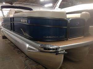 Used Premier 240 Sunsation RE Pontoon Boat For Sale