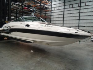 Used Sea Ray 270 Sundeck Ski and Fish Boat For Sale