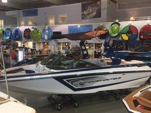New Nautique Super Air Nautique GS20Super Air Nautique GS20 Ski and Fish Boat For Sale