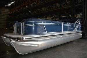 New Sanpan SP2500C4SP2500C4 Pontoon Boat For Sale