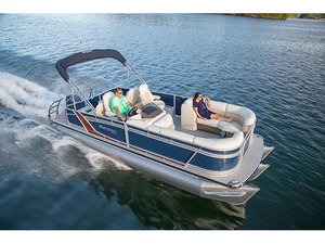 New Sanpan SP 2200 SRSP 2200 SR Pontoon Boat For Sale