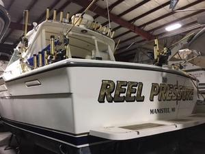 Used Tiara 3300 Open Cuddy Cabin Boat For Sale