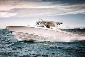 New Boston Whaler 350 Realm Express Cruiser Boat For Sale