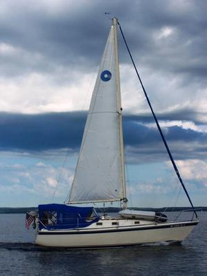 Used O'day Cruiser Sailboat For Sale