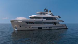 New Van Der Valk Expedition Yacht 32.5M Motor Yacht For Sale