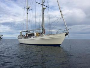 Used Moody Carabineer 46 Cruiser Sailboat For Sale