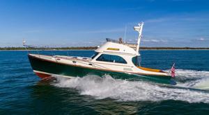 Used Hinckley 44 Talaria Flybridge Boat For Sale