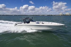 Used Midnight Express Open Center Console Fishing Boat For Sale