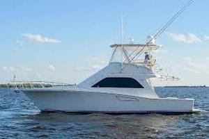 Used Cabo 43 Convertible Saltwater Fishing Boat For Sale
