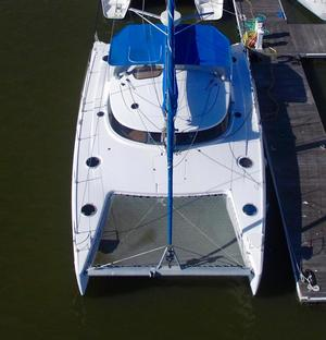 Used Fountaine Pajot Belize 43 Catamaran Sailboat For Sale