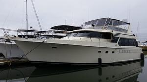Used Tollycraft 53 Motor Yacht Pilothouse Boat For Sale