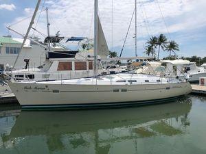 Used Beneteau 423 Oceanis Sloop Sailboat For Sale
