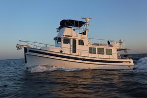 Used Nordic Tugs 42' Flybridge Trawler Boat For Sale