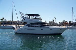 Used Meridian 391 Sedan Flybridge Boat For Sale