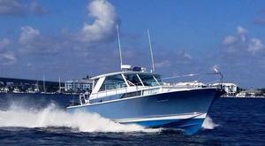 Used Chris-Craft COMMANDER SEDAN Cruiser Boat For Sale