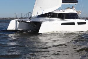 Used Catamaran Aeroyacht Alpha 42 Catamaran Sailboat For Sale