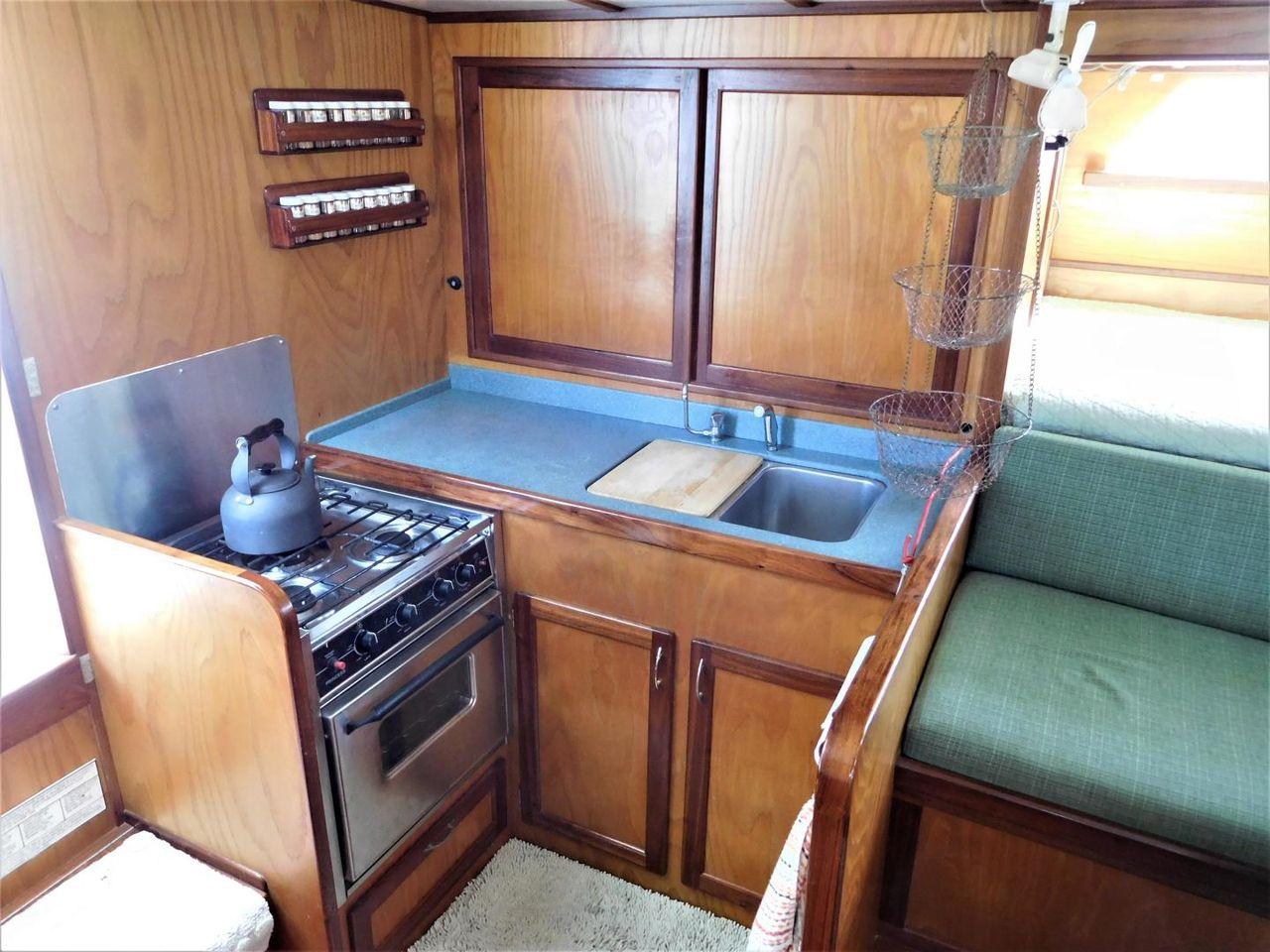 1974 Used Norman Cross Trimaran Sailboat For Sale - $75,000 - San