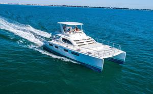 Used Robertson & Caine Leopard 47PC Fresh Re-Power Catamaran Boat For Sale