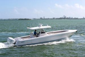 Used Intrepid 375 Center Console Center Console Fishing Boat For Sale