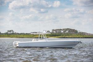 Used Intrepid 366 Center Console Fishing Boat For Sale