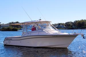 Used Grady-White Repowered 2017 33 Express Saltwater Fishing Boat For Sale