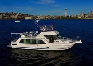 Used Harbor Master 400 Coastal Cruiser Boat For Sale