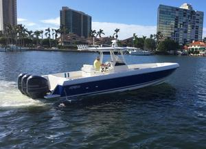 Used Intrepid 370 Center Console Fishing Boat For Sale