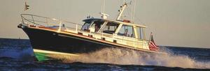 Used Grand Banks 49 Eastbay HX Cruiser Boat For Sale