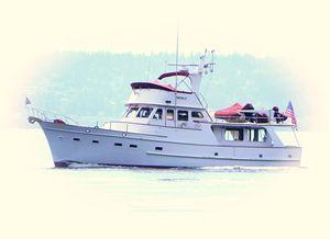 Used American Marine Alaskan Trawler Boat For Sale