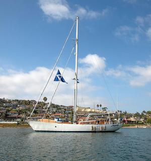 Used Abeking & Rasmussen Steel Cutter Cruiser Sailboat For Sale