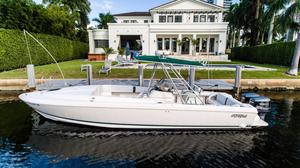 Used Intrepid 322 Center Console Fishing Boat For Sale