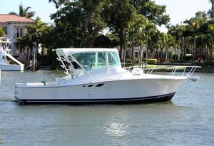 Used Luhrs Custom 32 Open Sports Fishing Boat For Sale