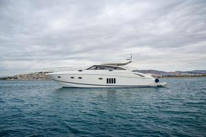 Used Princess V Express Cruiser Boat For Sale