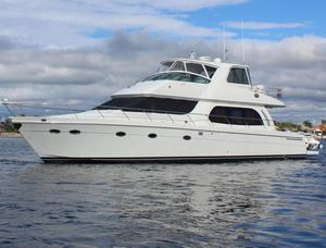 Used Carver Voyager Sky Lounge Motor Yacht For Sale