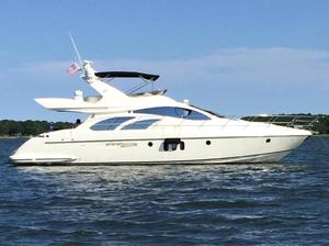 Used Azimut 55 Evolution Flybridge Boat For Sale