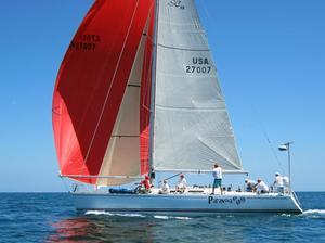 Used Santa Cruz 52 Racer and Cruiser Sailboat For Sale