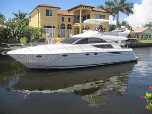 Used Fairline 50 Motor Yacht For Sale